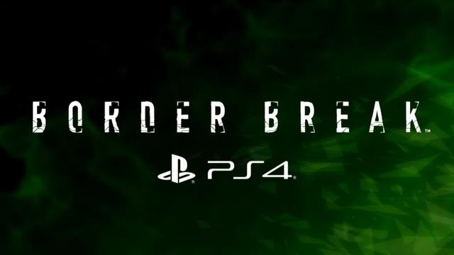 PS4版、ボーダーブレイクの操作方法が判明