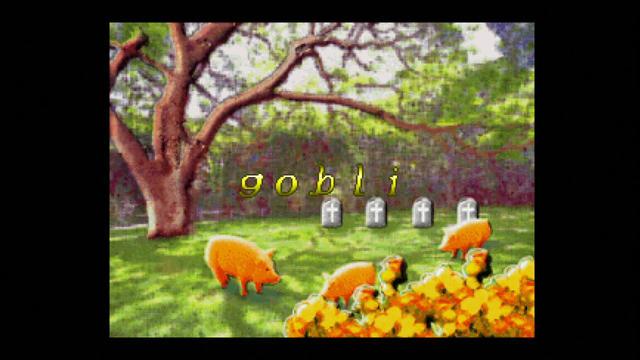 改めてプレイ、RPGツクール3「gobli ゴブリくんの冒険」
