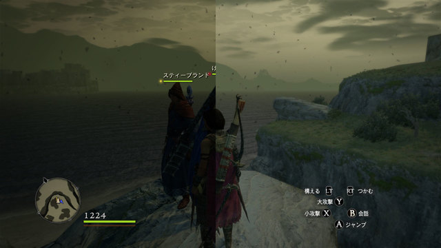 PCゲームのキャプチャ、スクショ撮影時に画面が暗い対処法