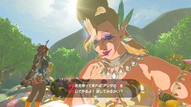 改めてプレイ、ゼルダの伝説ブレスオブザワイルド【5】風の神獣 ヴァ・メドー