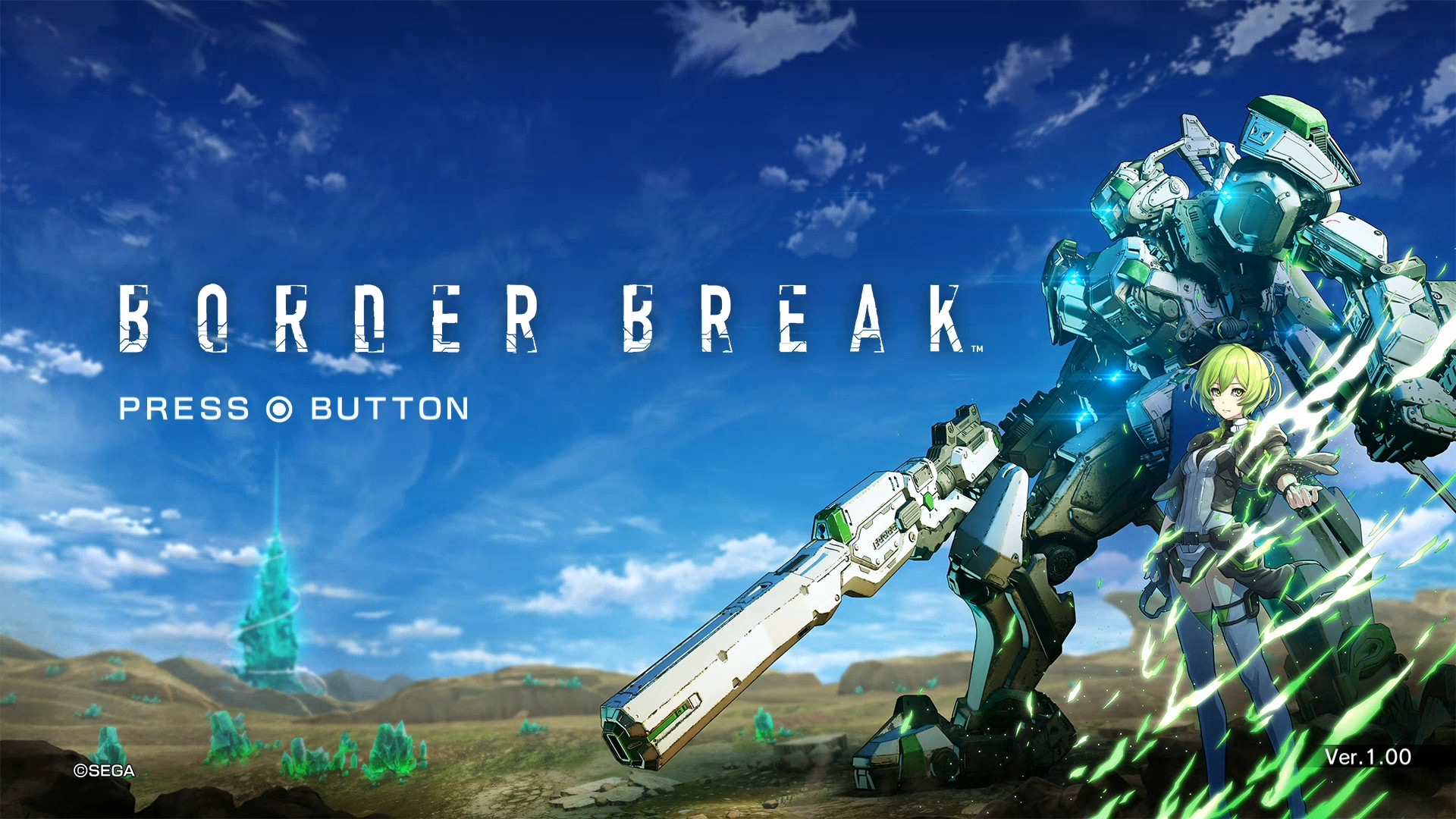 BORDER BREAK の第一印象