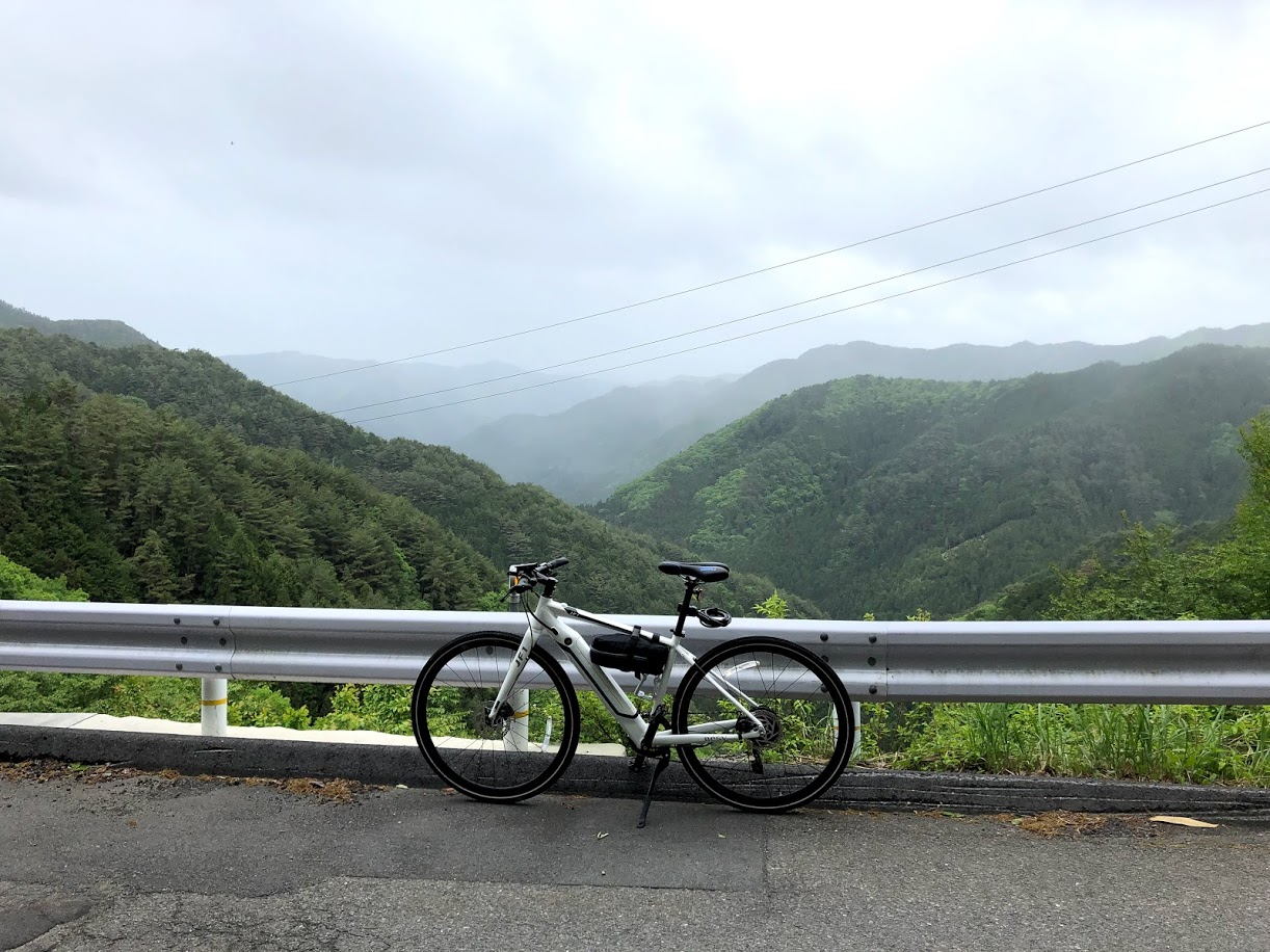 BESV JF1 で高野山へ、そして紀見峠へ