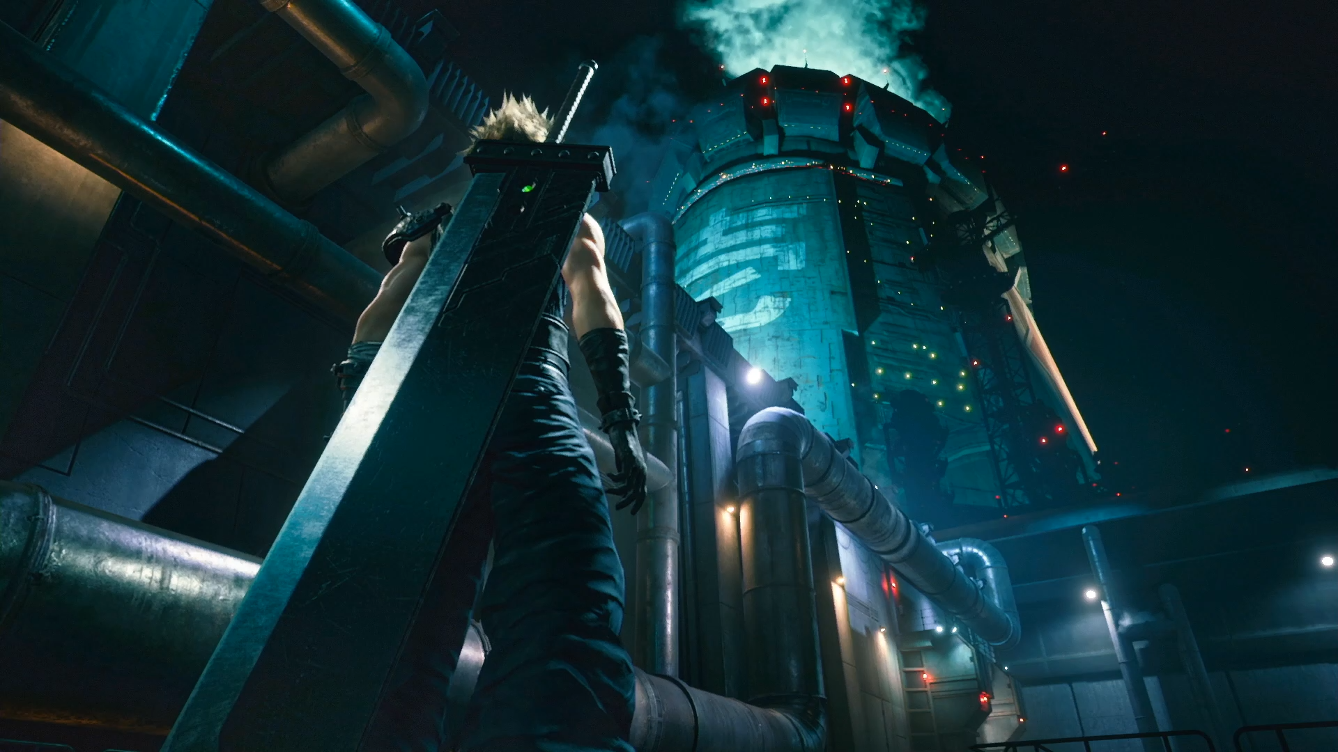 FINAL FANTASY VII REMAKE DEMO の第一印象